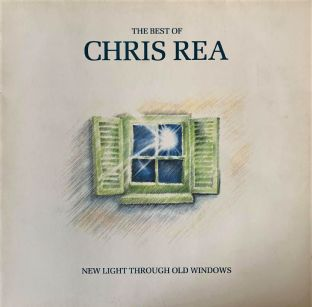 Chris Rea - The Best Of Chris Rea: New Light Through Old Windows (LP) (EX/EX-)